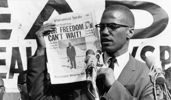 22 nhân vật nổi tiếng bị trừ khử khi cố gắng rời bỏ Hội Illuminati - Malcolm X