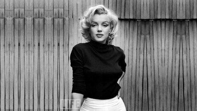 22 nhân vật nổi tiếng bị trừ khử khi cố gắng rời bỏ Hội Illuminati - Marilyn Monroe