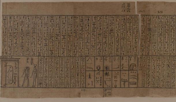 Anubis, vị thần Ai Cập cổ đại,