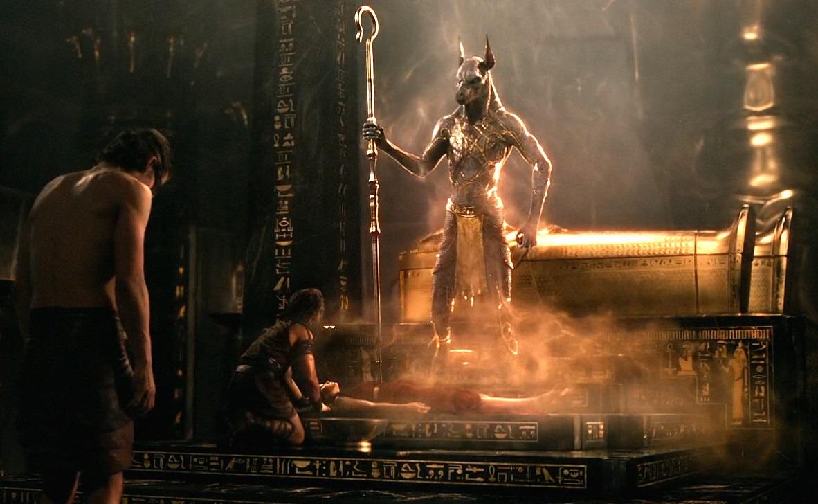 Anubis, vị thần Ai Cập cổ đại