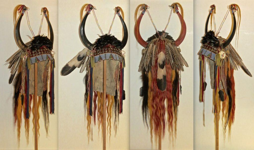 Thổ dân Da Đỏ với Chiếc mũ lông - biểu tượng của sự tôn kính_H2
