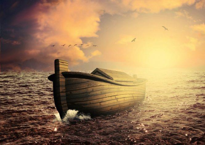 Methuselah - Người đàn ông sống đến 969 tuổi trước trận Đại Hồng Thủy - con tàu Noah