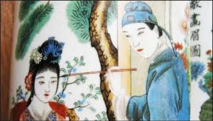 Nghĩa phu thê xưa: Vợ chồng tôn kính nhau như khách - trương sủng