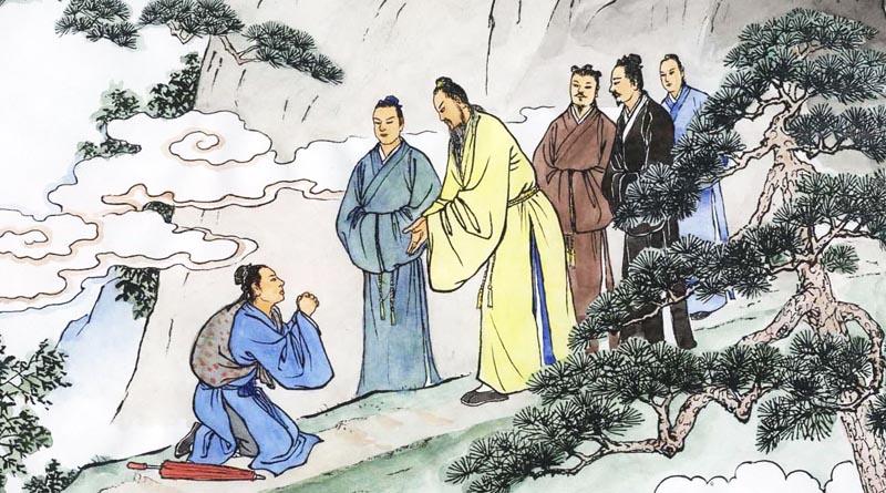 Người giữ tròn đạo hiếu, nhân nghĩa, ắt sẽ được thần tiên bảo hộ - ảnh 1