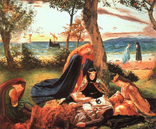 Avalon - Bí ẩn về hòn đảo đã mất của vua Arthur. 3