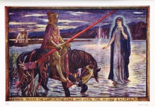 Avalon - Bí ẩn về hòn đảo đã mất của vua Arthur. 4