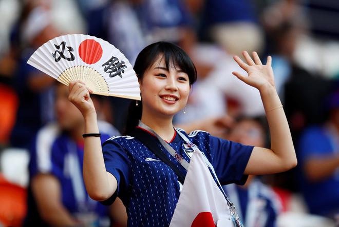 World Cup 2018: Hành động đẹp của cổ động viên Nhật Bản sau chiến tích lịch sử. 3