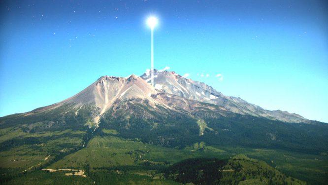 Những bí ẩn và truyền thuyết xung quanh ngọn núi thiêng Shasta - H1