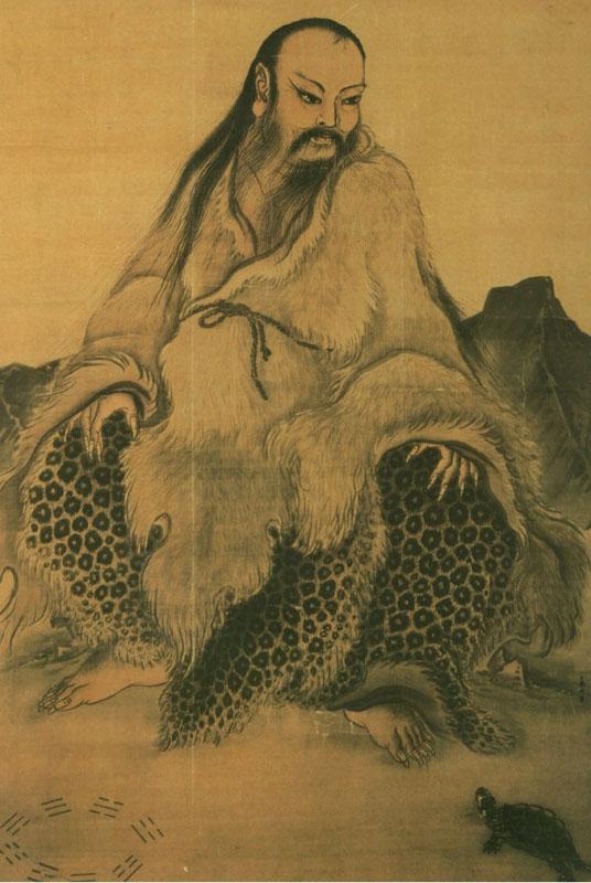 Những phát minh thời thượng cổ: Phục Hy và Long Vương ai thông minh hơn?