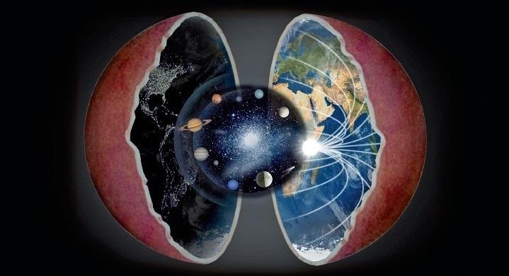 Sự thật về tâm Trái Đất do một người có công năng đặc dị tiết lộ - ảnh 1