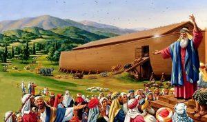 Noah là vị tộc trưởng cuối cùng trước thời Đại Hồng thủy, thọ 950 năm?