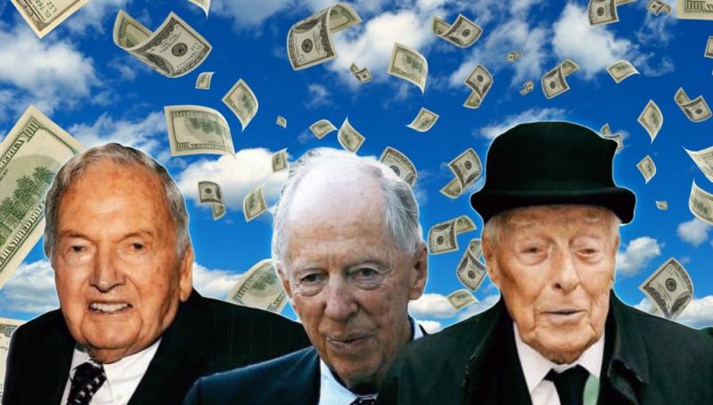 13 gia tộc đứng đầu Illuminati đang kiểm soát thế giới - ảnh 1