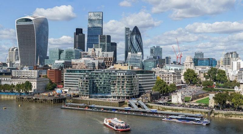 3 trung tâm quyền lực của thế giới đang bị Illuminati giật dây - The City of London