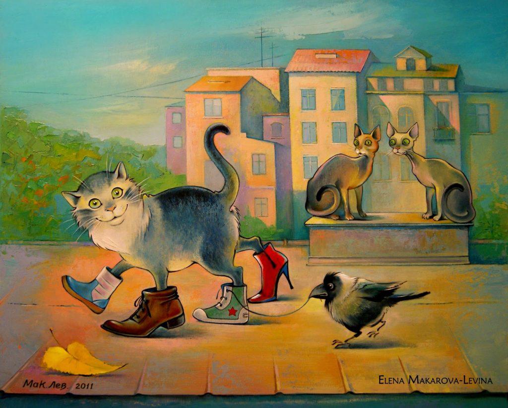 Chú mèo đi hia: Một câu chuyện đạo đức đáng ngờ.3