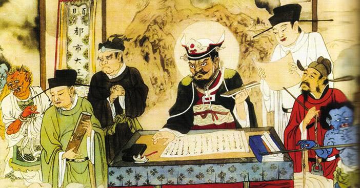 Bài học cảnh tỉnh từ câu chuyện Lưu Ly Vương bị đọa xuống địa ngục - ảnh 2