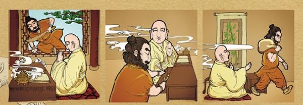 Kẻ cắp gặp hòa thượng: Trộm 1 bát vàng, trả bằng trái tim - ảnh 3