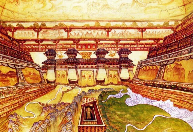 Bí ẩn lăng mộ Tần Thủy Hoàng: Kim Long trấn thủ, 7 lần bị trộm không hề hấn - ảnh 2