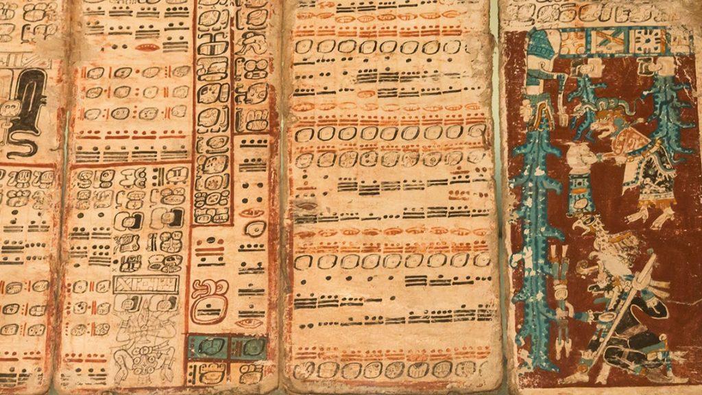 Lịch pháp của người Maya chịu ảnh hưởng từ... cây ngô - H3