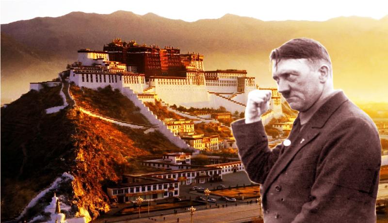 Tây Tạng và năng lượng thần bí khiến Hitler khao khát có được