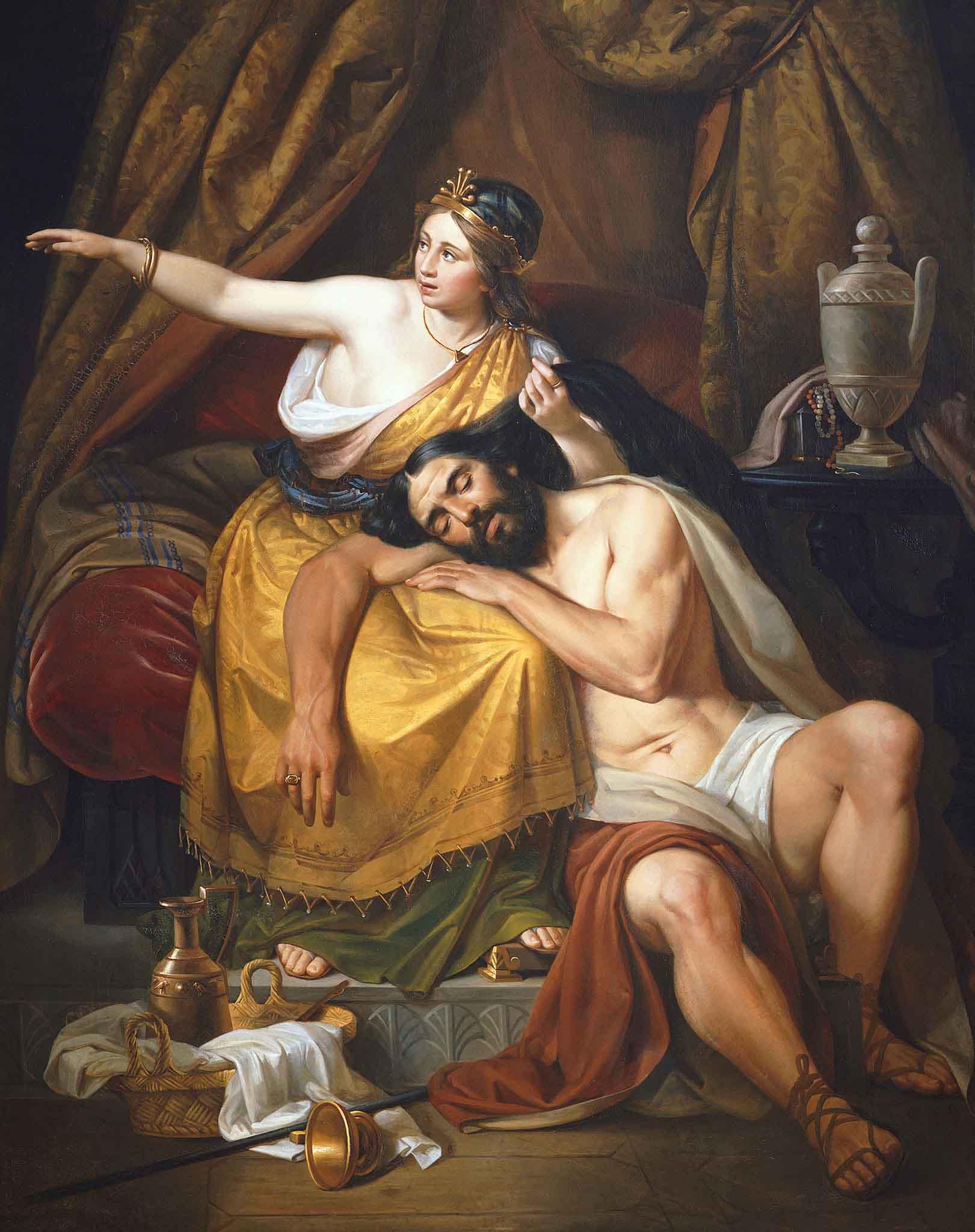 """Nhân vật """"siêu anh hùng"""" Samson trong Kinh Thánh là có thật? - ảnh 2"""