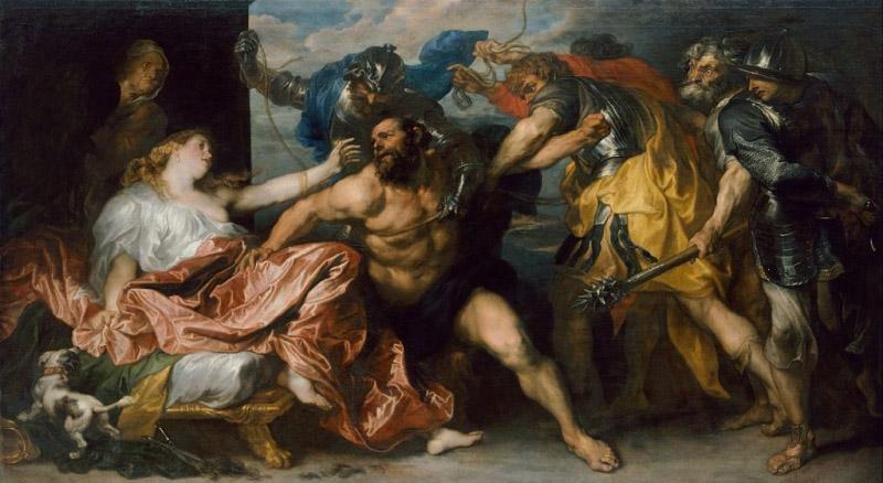 """Nhân vật """"siêu anh hùng"""" Samson trong Kinh Thánh là có thật? - ảnh 1"""