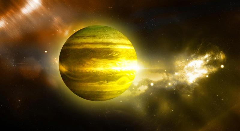 Khám phá bí ẩn: Hành tinh được cấu tạo bằng ít nhất 100 tỷ tấn vàng - ảnh 1
