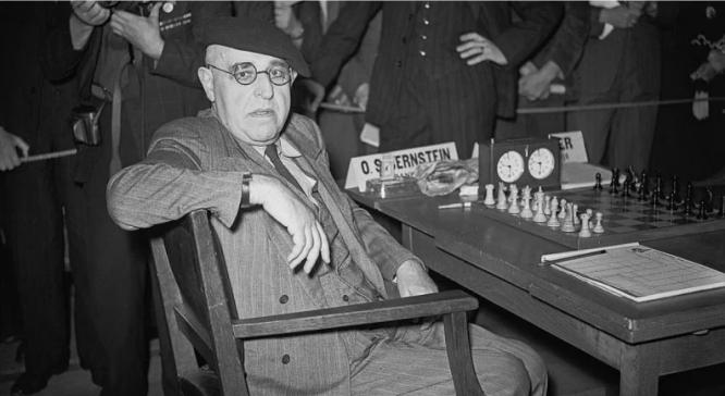 Kiện tướng cờ vua thoát chết hy hữu trong Cách mạng Bolshevik.1