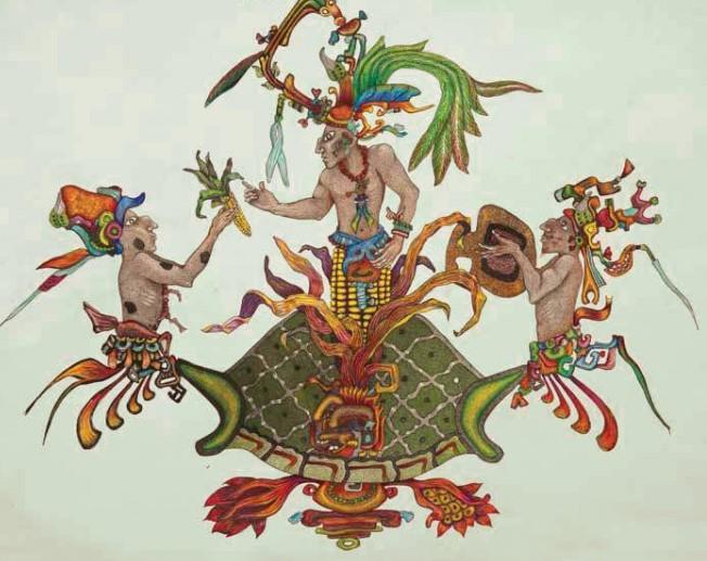 Lịch pháp của người Maya chịu ảnh hưởng từ... cây ngô - H2