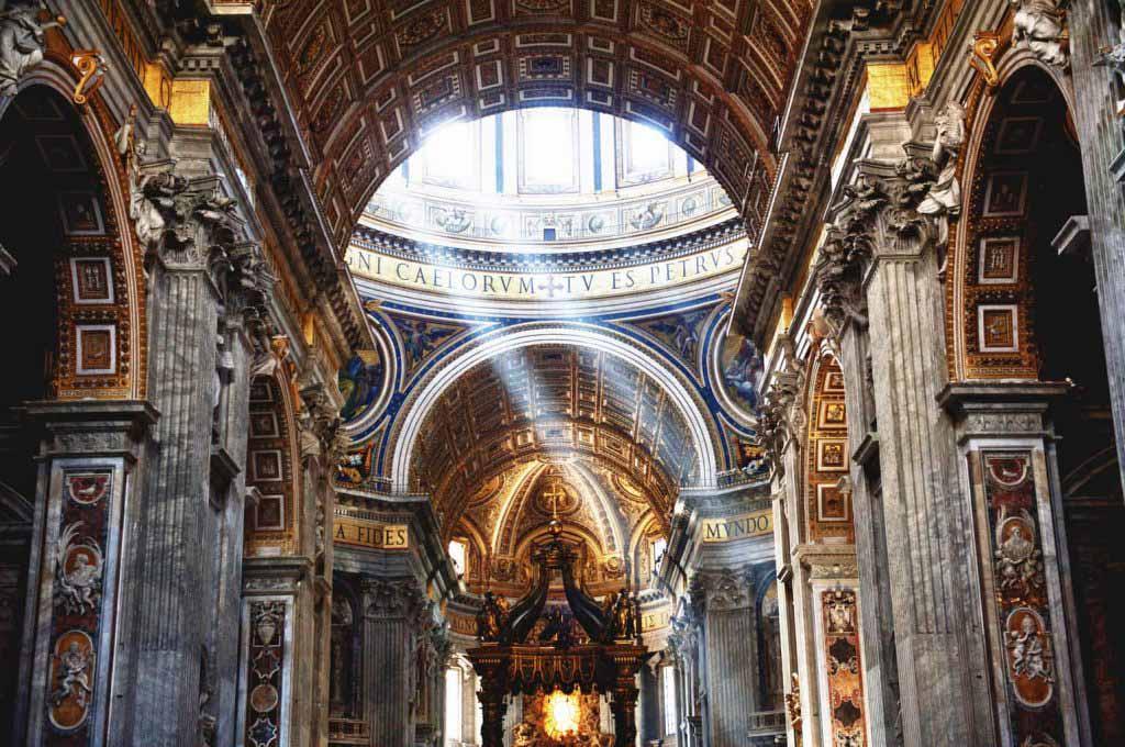 Văn khố của Vatican: Nơi bí ẩn và cấm kị nhất hành tinh - ảnh 2