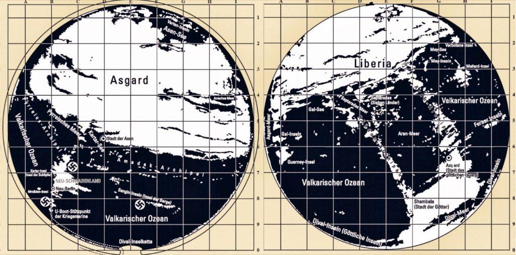 Nam Cực: Vùng đất trọng yếu mà Mỹ và Đức Quốc xã đều rất quan tâm.6