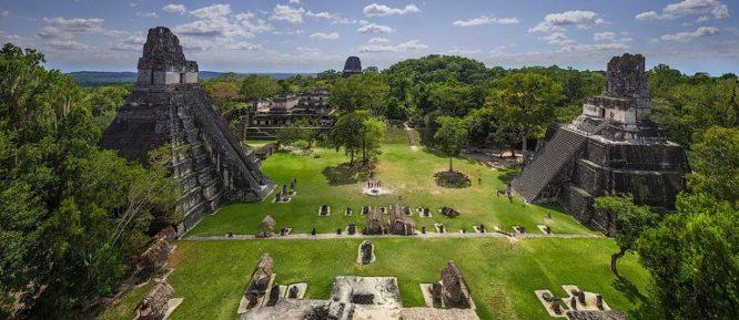 Nghiên cứu mới: Maya sụp đổ vì không qua khỏi hạn hán - H4