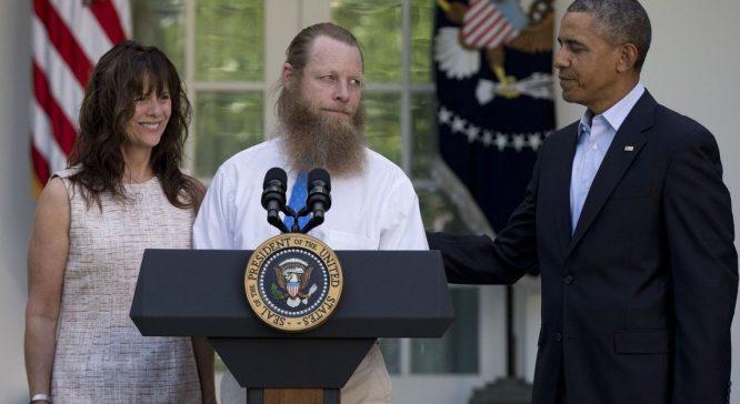 Obama từng thả 5 thủ lĩnh khủng bố để đổi lấy 1 binh sĩ phản bội - H1
