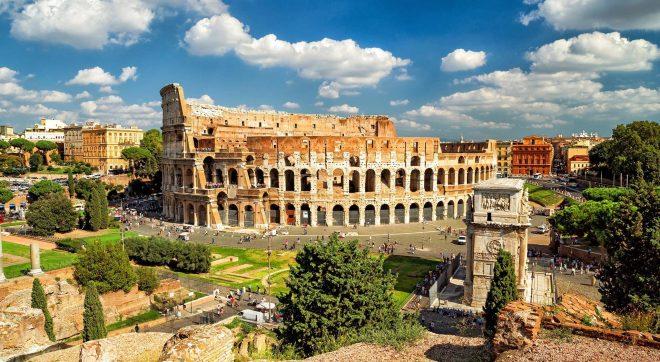 Khi nói đến những con đường của La Mã cổ đại, hãy nghĩ đến tàu điện ngầm. 1
