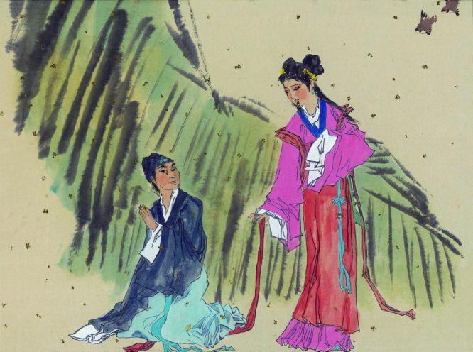Mộng vượt ngàn năm về triều Tần, văn nhân đời Đường để lại trải nghiệm khắc cốt ghi tâm.2