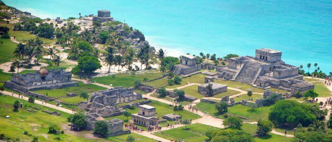 Nghiên cứu mới: Maya sụp đổ vì không qua khỏi hạn hán - H3