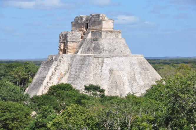 Nghiên cứu mới: Maya sụp đổ vì không qua khỏi hạn hán - H6