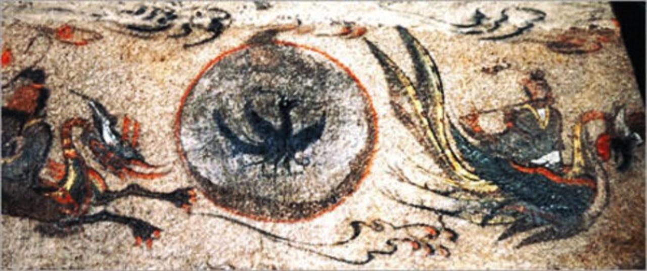 Loài quạ ngày Thất Tịch qua các tác phẩm hội họa thế giới. Ảnh 5