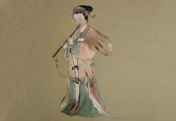 Mộng vượt ngàn năm về triều Tần, văn nhân đời Đường để lại trải nghiệm khắc cốt ghi tâm.3