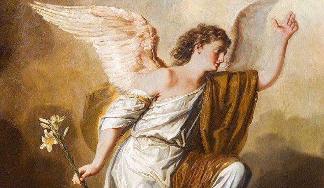 Cuộc đối thoại giữa nhà khoa học Swedenborg với thiên sứ. 1