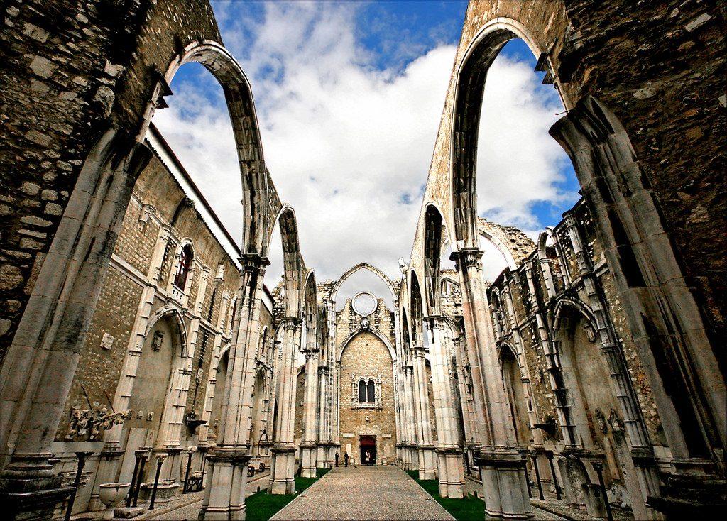 Chúa đã giáng thiên tai trừng phạt Lisbon của Bồ Đào Nha vào thế kỷ 18? - H4