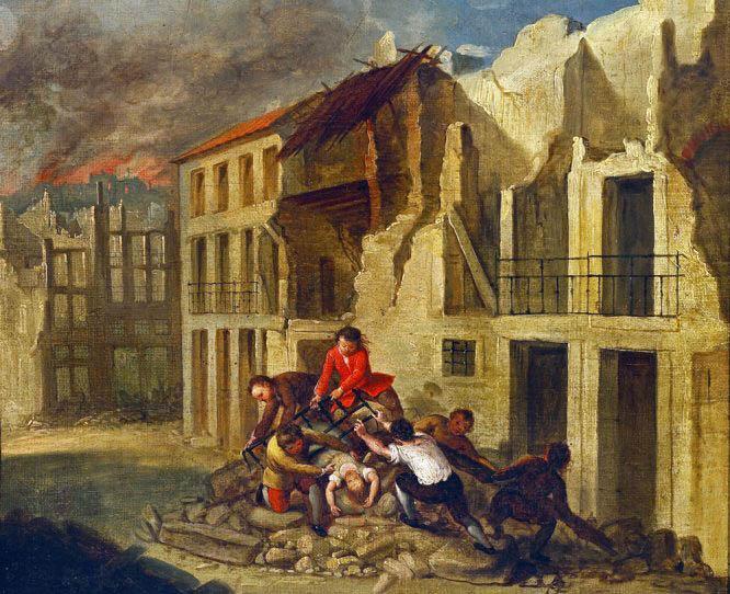 Chúa đã giáng thiên tai trừng phạt Lisbon của Bồ Đào Nha vào thế kỷ 18? - ảnh 2