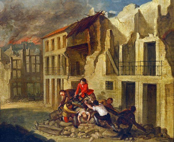 Chúa đã giáng thiên tai trừng phạt Lisbon của Bồ Đào Nha vào thế kỷ 18? - H2