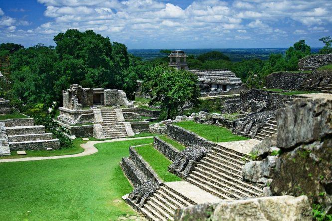 Nghiên cứu mới: Maya sụp đổ vì không qua khỏi hạn hán - H5