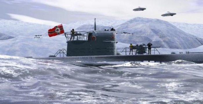 Nam Cực: Vùng đất trọng yếu mà Mỹ và Đức Quốc xã đều rất quan tâm.1