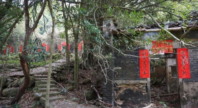 Ngôi làng bí ẩn tại Hong Kong, thôn dân trong một đêm biến mất không dấu vết - ảnh 1