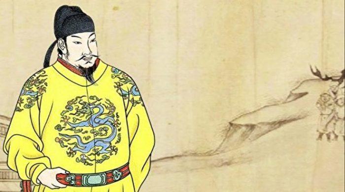 Tần Vương Lý Thế Dân chính là chân mệnh thiên tử. (Ảnh qua Epoth Times)