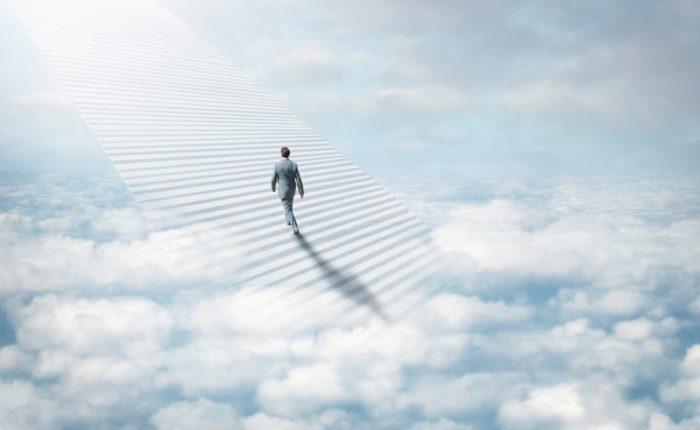 Sau khi người ta chết, lên thiên đường hay xuống địa ngục là ở nội tâm.2