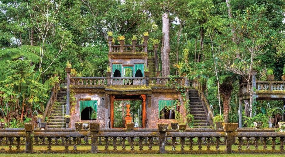 Công viên Paronella: Nơi huyền diệu nhất trong khu rừng nhiệt đới của Australia - H3