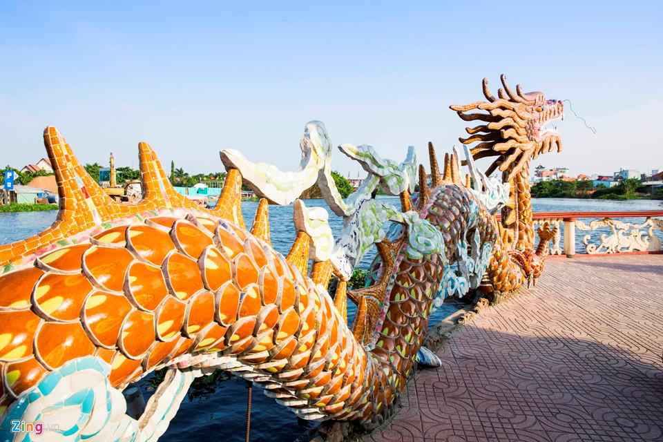 Miếu nổi Phù Châu hơn 300 năm lặng lẽ nơi góc khuất Sài Gòn - H5