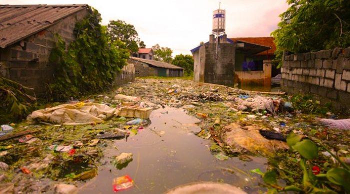Chương Mỹ: Hơn 700 người nhiễm bệnh do ô nhiễm nguồn nước.1